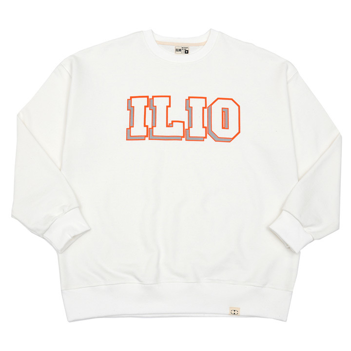 ILIO SHADOW SWEAT SHIRT남녀공용
