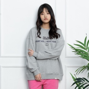 ILIO LOGO SWEAT SHIRT남녀공용